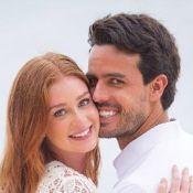 Marina Ruy Barbosa elege parte mais difícil do casamento: 'Lista! É muita gente'