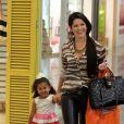 Samara Felippo relatou crise de aceitação da filha  nesta quinta-feira, 25 de maio de 2017