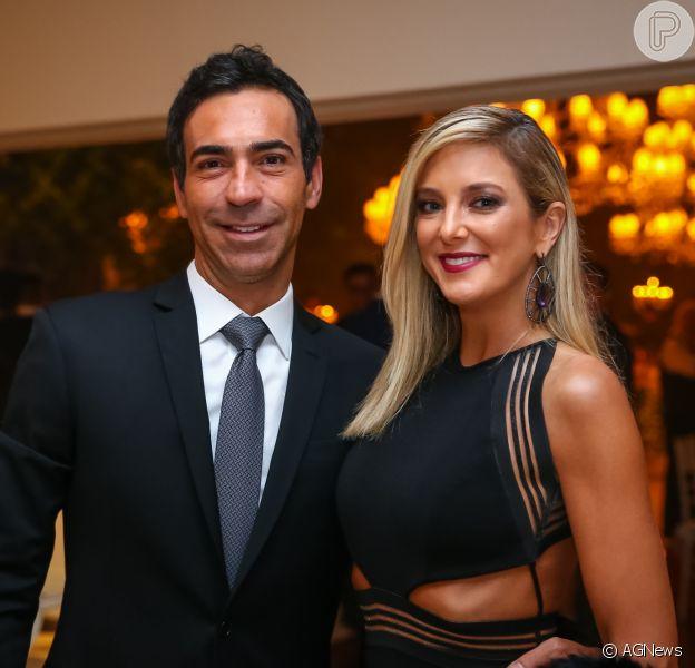 Cesar Tralli, após reatar namoro com Ticiane Pinheiro, contou como reconquistou apresentadora