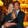 Cesar Tralli falou sobre a felicidade de estar junto com Ticiane Pinheiro novamente