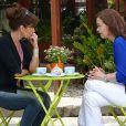 Julia Lemmertz é irmã de Giovanna Antonelli na novela 'Em Família'