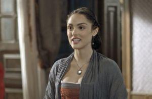 Novela 'Novo Mundo': Anna propõe a Thomas que eles voltem para a Inglaterra