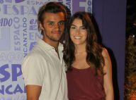 Felipe Simas e Mariana Ulhmann não vivem crise no casamento. 'Felizes', diz mãe