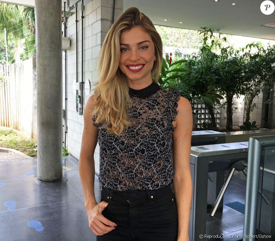 Grazi Massafera descarta cirurgias plásticas por beleza em entrevista neste sábado, dia 27 de maio de 2017