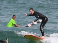 Mariana Ximenes se diverte em aulas de surfe no Rio de Janeiro. Veja fotos!