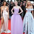 Bella Hadid, Elle Fanning, Elsa Hosk e mais famosas. Veja os melhores looks do Festival de Cannes 2017!