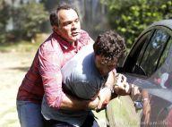 'Em Família': veja foto da briga de acerto de contas entre Virgílio e Laerte