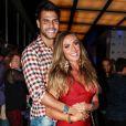 Nicole Bahls escolheu Ivete Sangalo para fazer show em seu casamento com Marcelo Bimbi