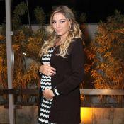 Grávida, Luma Costa diz: 'Vou trabalhar até duas semanas antes do parto'
