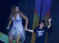 Ivete Sangalo publica foto rara do filho, Marcelo, e se declara: 'Amor infinito'
