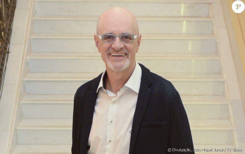 Marcos Caruso é Pedrinho Guimarães na novela 'Pega Pega'