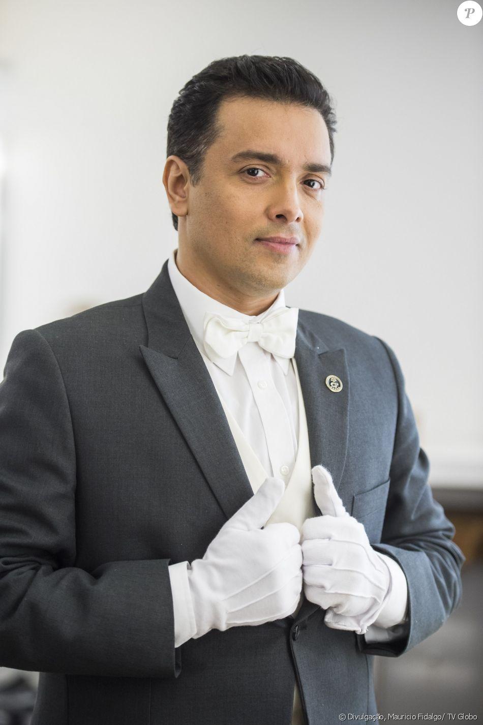 Rodrigo Fagundes é Nelito na novela 'Pega Pega'