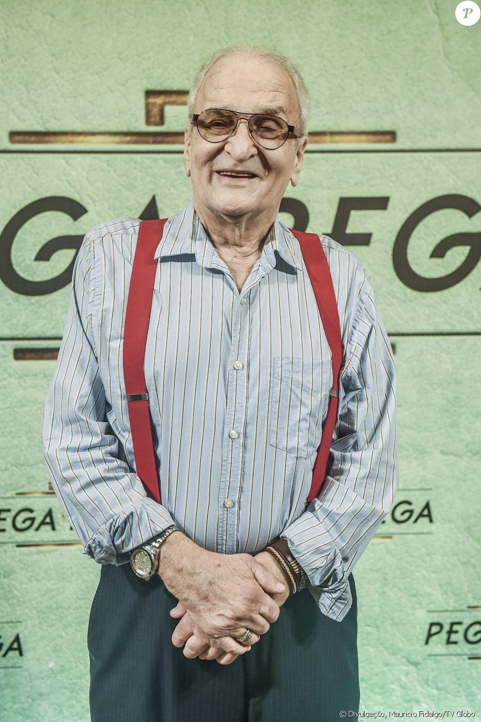 Gilberto Marmorosch é Gilmar, na novela 'Pega Pega'