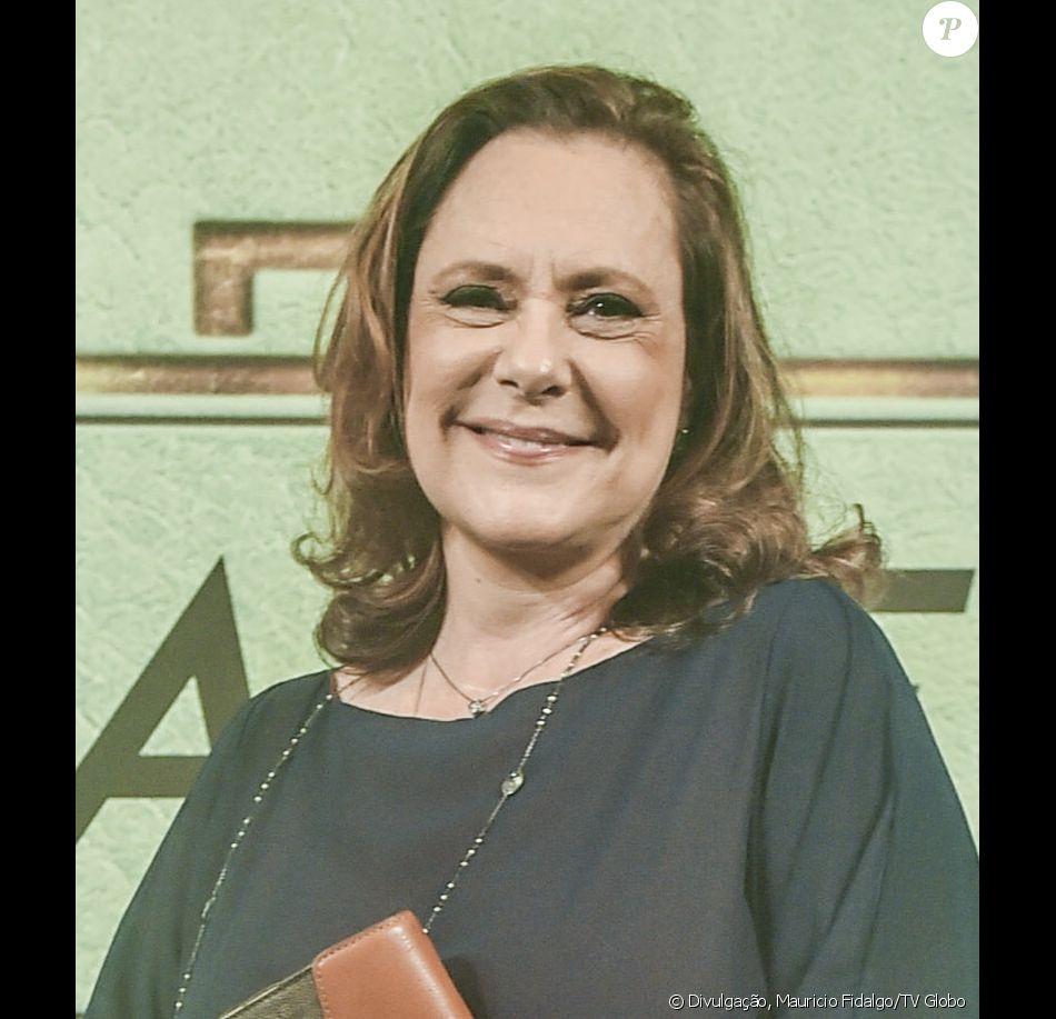 Elizabeth Savala é Arlete na novela 'Pega Pega'