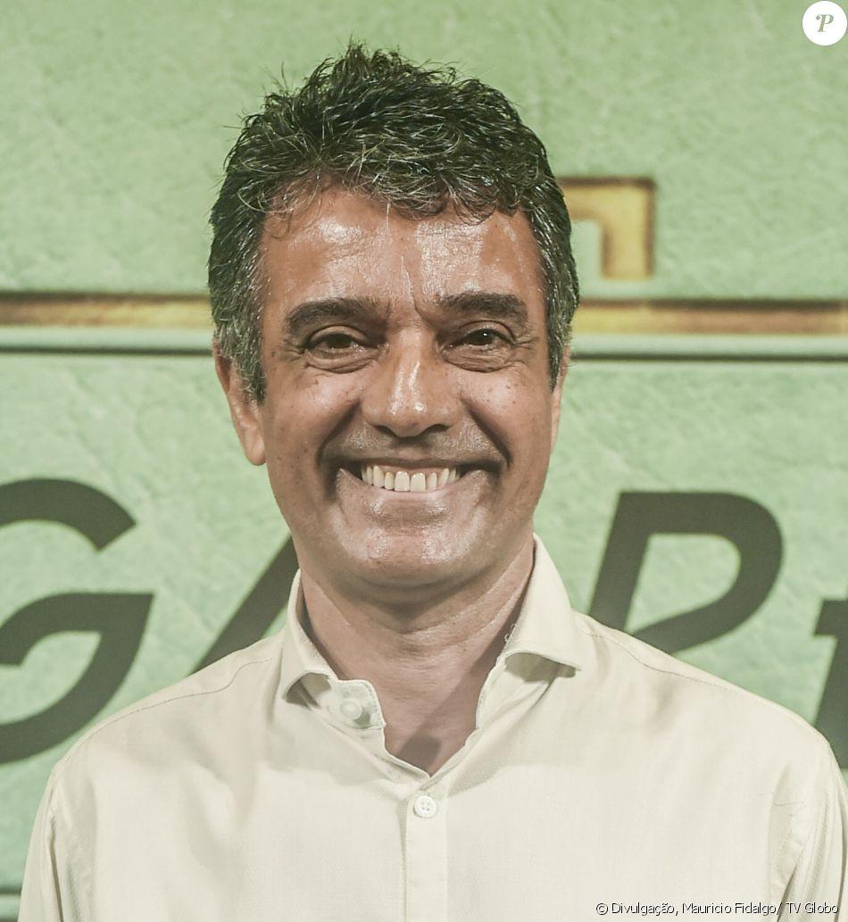 Zecarlos Moreno é Otávio na novela 'Pega Pega'