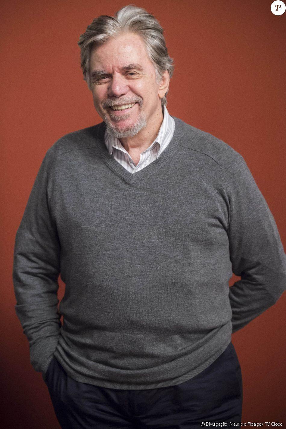 Reginaldo Faria é Athaíde na novela 'Pega Pega'
