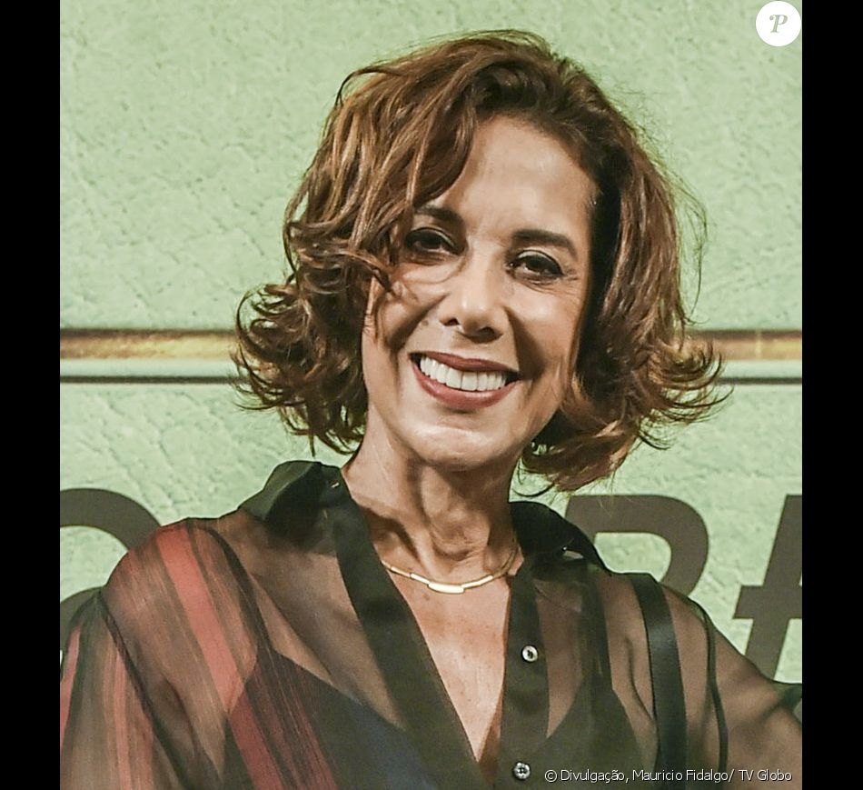 Angela Vieira é Lígia na novela 'Pega Pega'