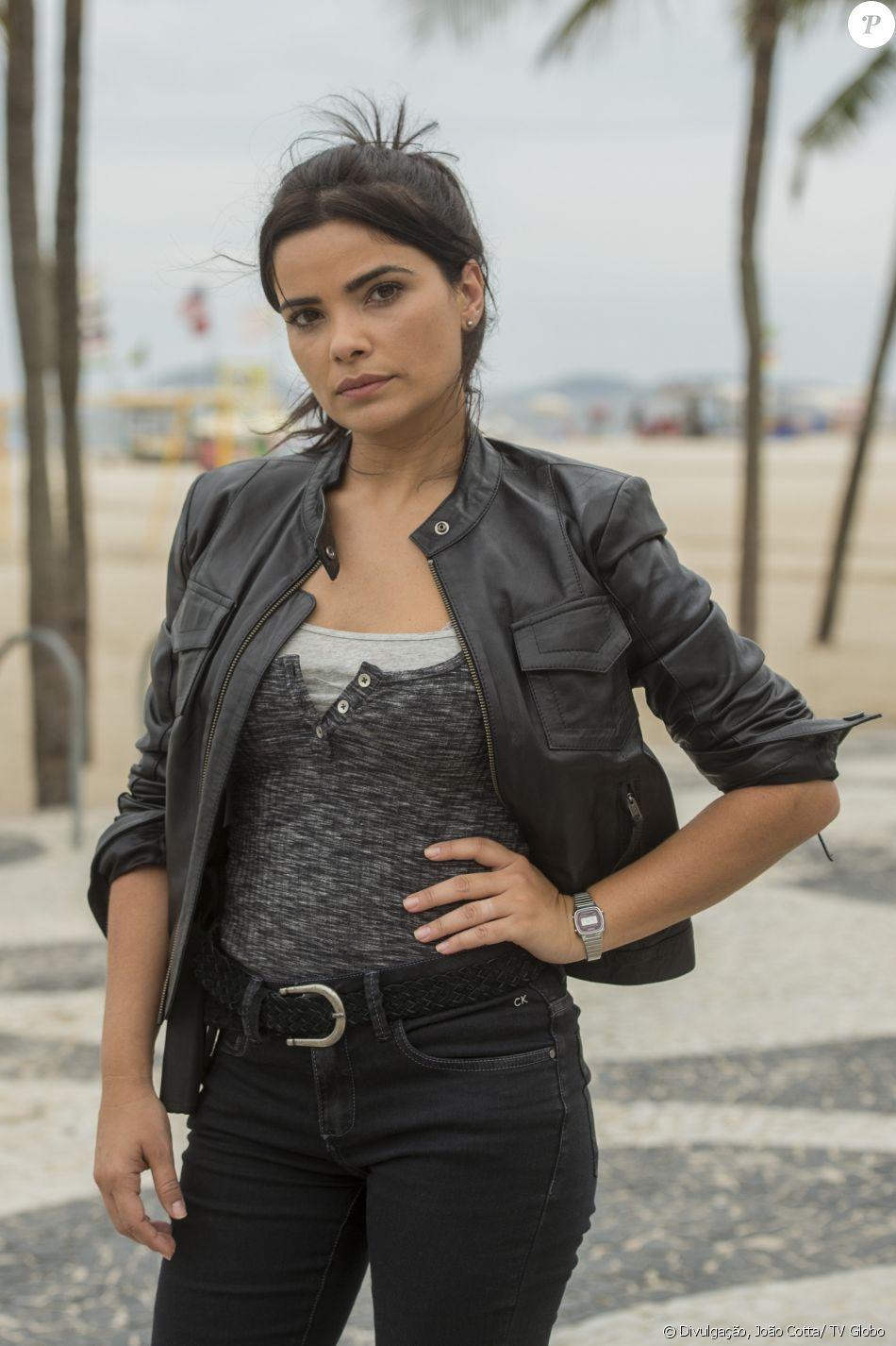 Vanessa Giácomo é Antonia, na novela 'Pega Pega'