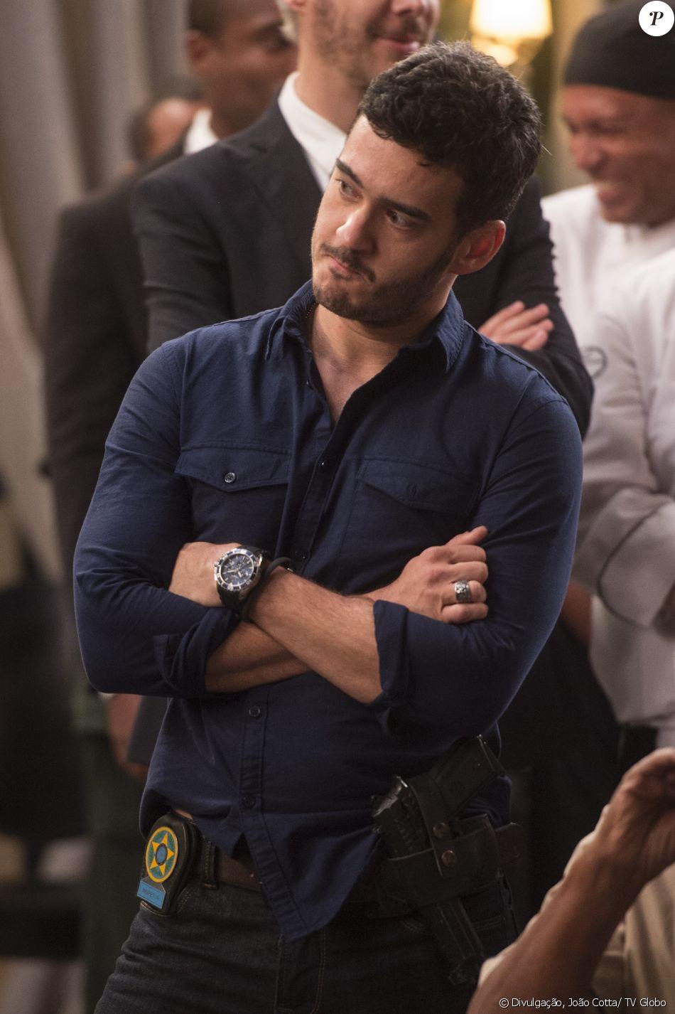 Marcos Veras é Domênico na novela 'Pega Pega'