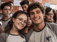 Par de Larissa Manoela em filme, Bruno Peixoto ri com fãs: 'Thomaz com ciúme!'