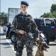 Paolla Oliveira vive a policial Jeiza na novela das nove 'A Força do Querer'