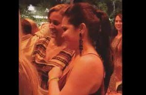 Bruna Marquezine surpreende a mãe em nova comemoração de aniversário. Vídeo!