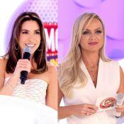 Patricia Abravanel avalia substituir Eliana, grávida, na TV: 'Coração apertado'