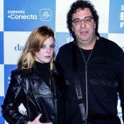 Após fim de namoro com Baby do Brasil, Walter Casagrande curte show com namorada