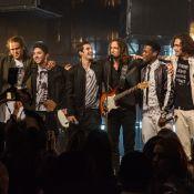 Final de 'Rock Story': com Nicolau e Jaílson, 4.4 faz show com os 5 integrantes