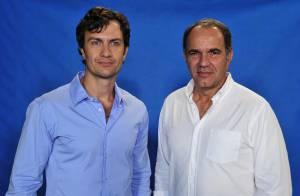 Humberto Martins nega briga com Gabriel Braga Nunes: 'Ele não é grosseiro'