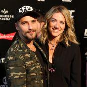 Bruno Gagliasso e Giovanna Ewbank deixam UFC ao encontrarem Jair Bolsonaro