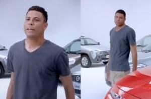 Ator mais magro empresta corpo a Ronaldo em comercial, explica professora da UFF