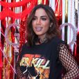 Anitta afirmou não temer as críticas do público estrangeiro: 'Não tenho medo por que sou feliz aqui no Brasil com a minha carreira'