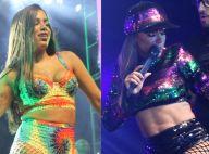 Mayra Cardi, life coach de Anitta, estima perda de peso da cantora: '10 kg'
