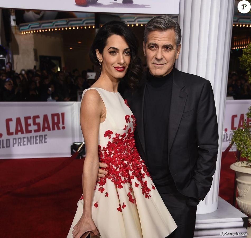George Clooney é pai! Filhos gêmeos do ator nasceram nesta terça-feira, dia 06 de junho de 2017