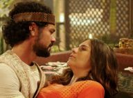 Novela 'O Rico e Lázaro': Daniel pede Lia em casamento durante passeio de barco