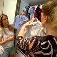Ticiane Pinheiro ficou encantada com as camisas do filho de Ana Hickmann