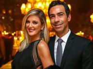 Ticiane Pinheiro comemora Dia dos Namorados com Cesar Tralli: 'Antecipado'