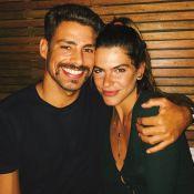 Mariana Goldfarb quer casamento íntimo com Cauã Reymond: 'Só quem eu gosto'