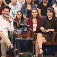 Murilo Benício conta que é muito ciumento em participação no programa 'Altas Horas' deste sábado, 10 de junho de 2017