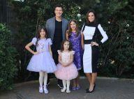 Rodrigo Faro e Vera Viel recebem famosos no aniversário das filhas Maria e Clara