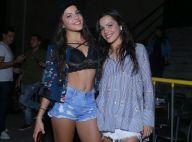 Emilly e Mayla são tietadas, mas escondem que fãs são de Larissa Manoela