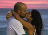 Camilla Camargo posta rara foto com o namorado, Leonardo Lessa: 'Namorido'