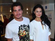 Thiago Martins e Paloma Bernardi se separam após cinco anos de namoro