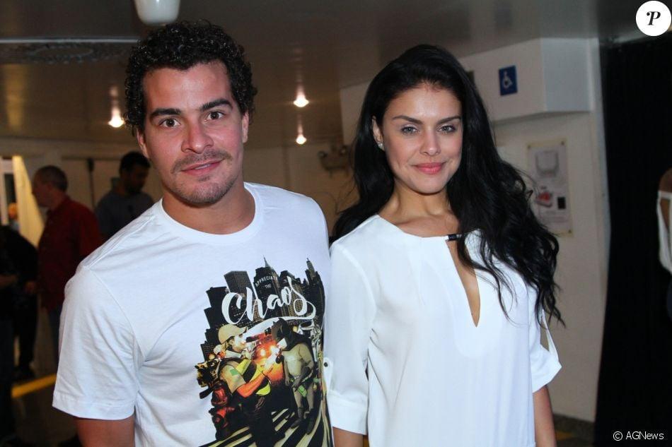 Paloma Bernardi e Thiago Martins se separam após cinco anos de relacionamento