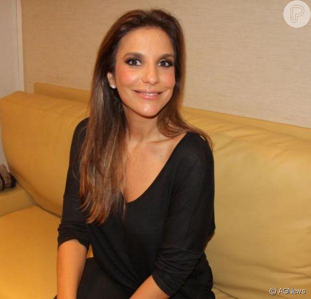 Ivete Sangalo foi confirmada com uma das juradas de 'SuperStar', reality show musical que estreia em abril na TV Globo