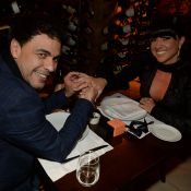 Anel de noivado de Graciele Lacerda, namorada de Zezé Di Camargo, custa R$ 5.400