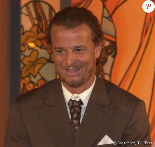 Timóteo (Marcello Novaes), da novela 'Chocolate com Pimenta' representa o signo de peixes