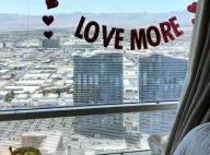 Bruna Marquezine filma surpresa feita por namorado, Neymar: 'Bom dia, Las Vegas'