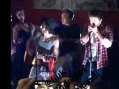 Fiuk, Rodrigo Lombardi e Emilio Dantas cantam em arraial de 'A Força do Querer'